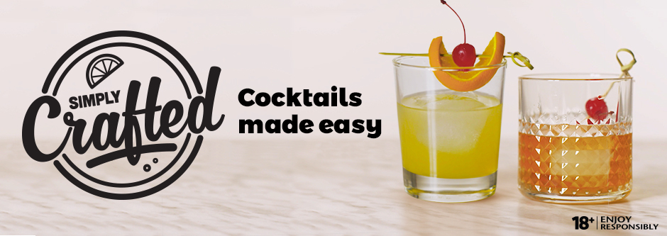 Simply Crafted cocktail made easy