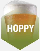 Hoppy Flavour Beer