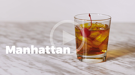 How to make a Manhattan