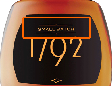 Small Batch Label