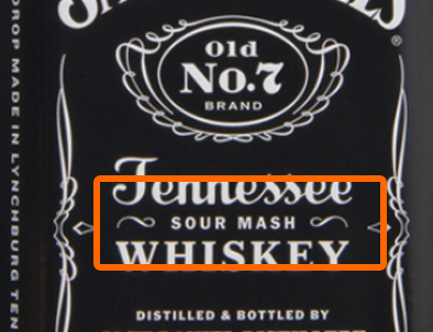 Sour Mash Label