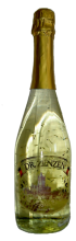 Dr Zenzen Goldsparkler Dry 750 ml