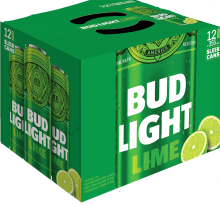 Bud Light Lime 12 x 355 ml