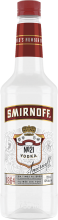Smirnoff No 21 Vodka 750 ml