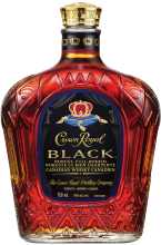 Crown Royal Black Canadian Whisky 750 ml