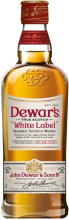 Dewars White Label Blended Scotch Whisky 750 ml
