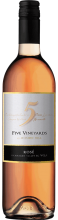 Mission Hill Five Vineyards Rose VQA 750 ml
