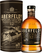 Aberfeldy 12 Year Highland Single Malt Scotch Whisky 750 ml