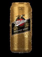 Miller Genuine Draft 473 ml