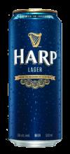Harp Lager 500 ml