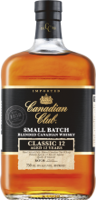 Canadian Club Classic 12 Year Canadian Whisky 750 ml