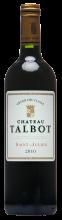 Chateau Talbot Grand Cru Classe Saint Julien 2010 750 ml