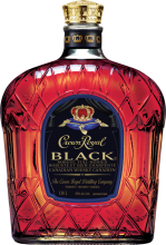 Crown Royal Black Canadian Whisky 1.14 Litre
