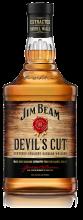 Jim Beam Devils Cut Kentucky Straight Bourbon Whiskey 750 ml