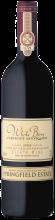 Whole Berry Cabernet Sauvignon Springfield Estate 750 ml