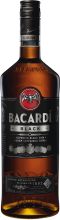 Bacardi Black Rum 1.14 Litre