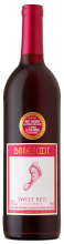 Barefoot Sweet Red 750 ml