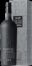QUINTA DO PORTAL 10 YEAR OLD Aged TAWNY PORT 750 ml