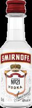 Smirnoff No 21 Vodka 50 ml