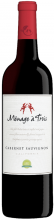 Menage a Trois Cabernet Sauvignon 750 ml