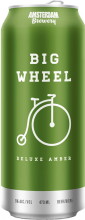 Big Wheel Deluxe Amber Ale 473 ml