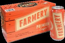 Farmery Premium Lager 8 x 473 ml
