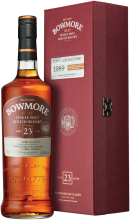 Bowmore 23 YO Port Cask Matured Islay Single Malt Scotch Whisky 750 ml