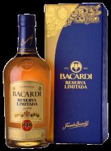 Bacardi Reserva Limitada Light Rum 750 ml