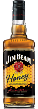 Jim Beam Honey Bourbon Kentucky Straight Whiskey 750 ml