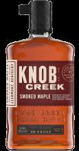 KNOB CREEK SMOKED MAPLE KENTUCKY STRAIGHT BOURBON WHISKEY 750 ml