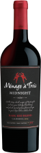 Menage a Trois Midnight Red 750 ml