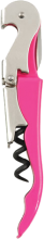 Truetap Pink Double Hinged Corkscrew