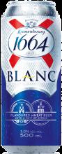 Kronenbourg 1664 Blanc Wheat Beer 500 ml