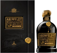 Aberfeldy 21 Year Old Single Malt Scotch 750 ml