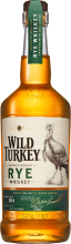WILD TURKEY RYE WHISKEY 750 ml