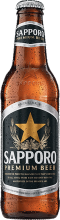 Sapporo Beer 355 ml