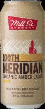 Mill Street 100th Meridian Organic Amber Lager 473 ml