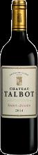 Chateau Talbot Grand Cru Classe Saint Julien 2014 750 ml