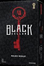 Black Cellar Blend 13 Malbec Merlot 3 Litre
