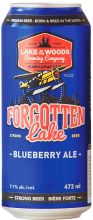 Lake of the Woods Brewery Forgotten Lake Blueberry Ale 473 ml