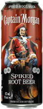 Captain Morgan Spiked Root Beer 473 ml