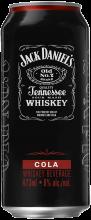 Jack Daniels Cola 473 ml