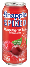 Snapple Spiked RaspCherry Tea 458 ml