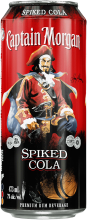 Captain Morgan Spiked Cola 473 ml