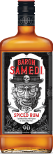 Baron Samedi 90 Proof Spiced Rum 750 ml