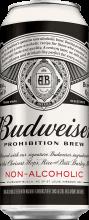 Budweiser Prohibition Brew 473 ml