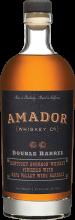 Amador Double Barrel Bourbon Whiskey 750 ml