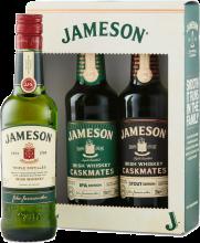 Jameson Irish Whiskey Gift Pack 3 x 200 ml