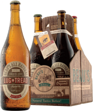 Beau's All Natural Brewing Lug-Tread Lagered Ale 600 ml