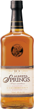 Alberta Springs Vintage 10 Year Canadian Rye Whisky 750 ml